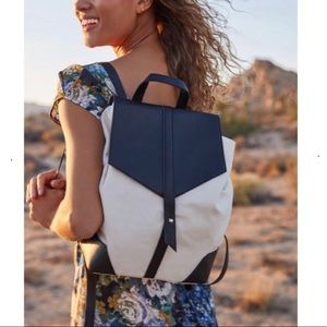 Deux Lux Demi backpack. Brand new in bag.